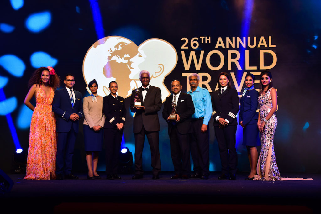 Air Mauritius wins Best Indian Ocean Airline Award