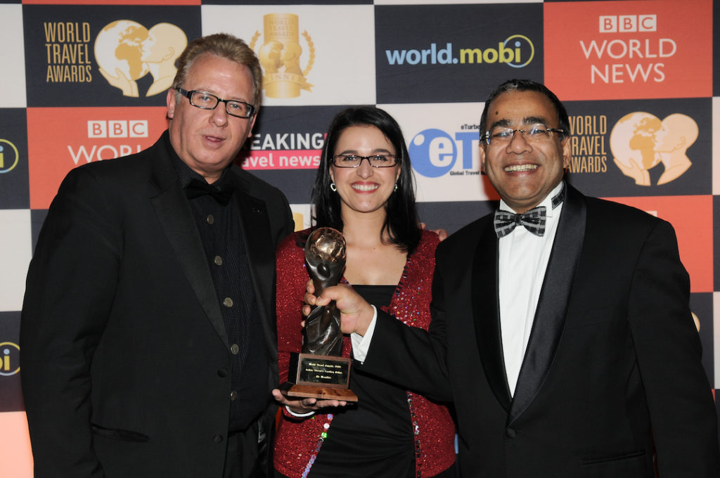Air Mauritius wins Best Airline in Indian Ocean