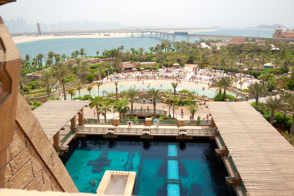 Dubai Family Vacations Aquaventures