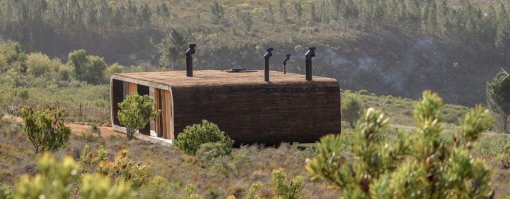 Fynbos Pods Design